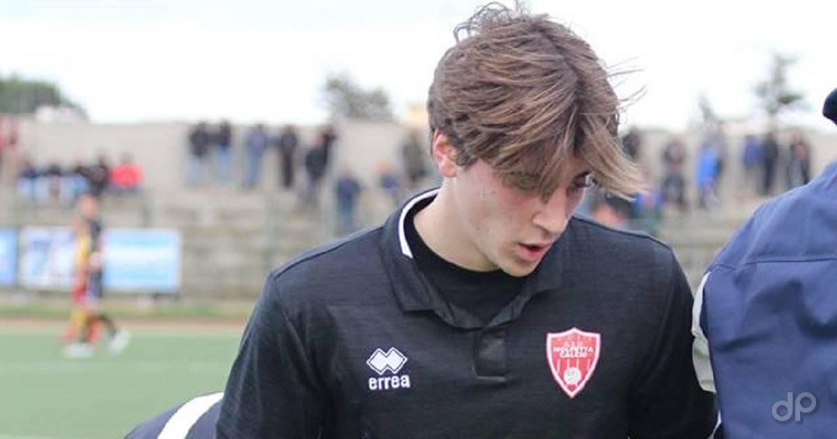 Giuseppe Andriano alla Molfetta Calcio 2018