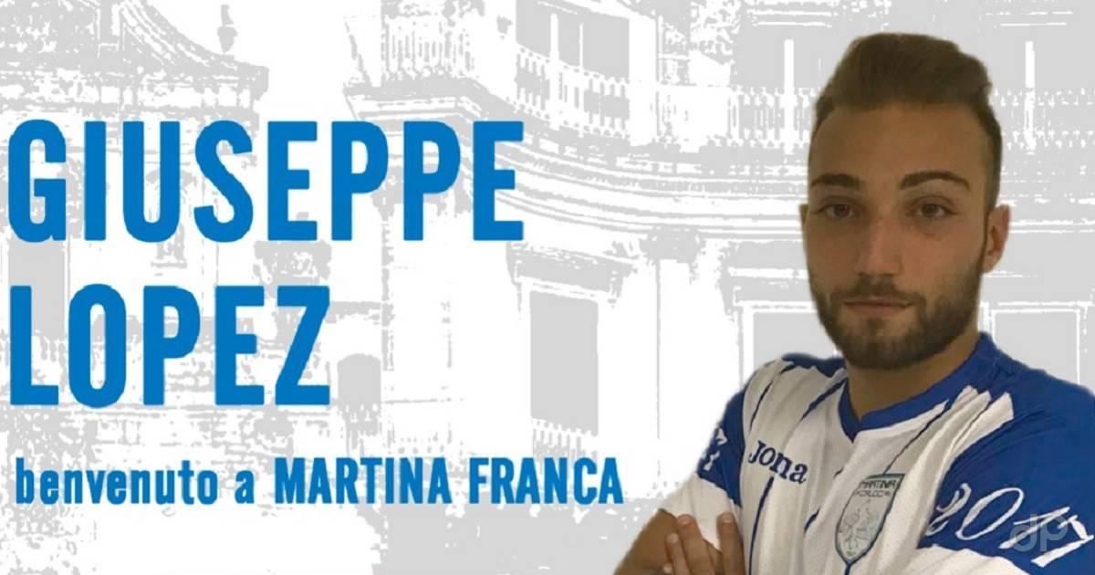 Giuseppe Lopez al Martina 2018