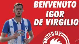United Sly, in biancorosso un esperto difensore ex Vigor Moles