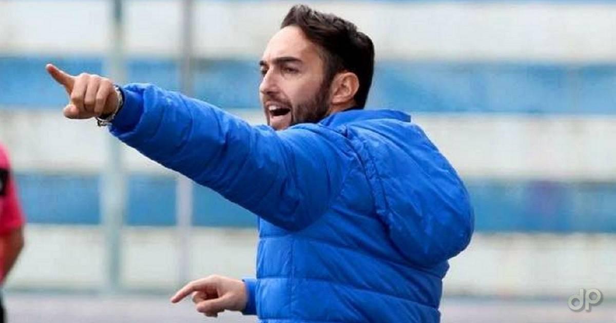 Luigi Agnelli allenatore Manfredonia 2018