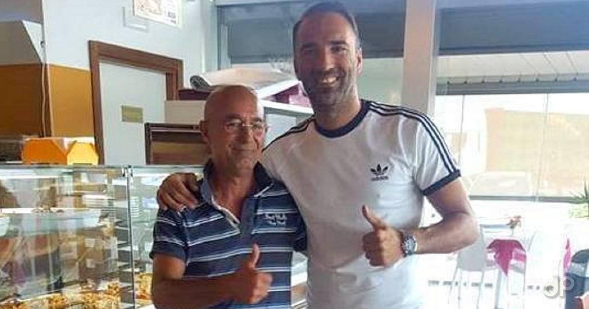 Luigi Dipasquale allo Sporting Apricena 2018