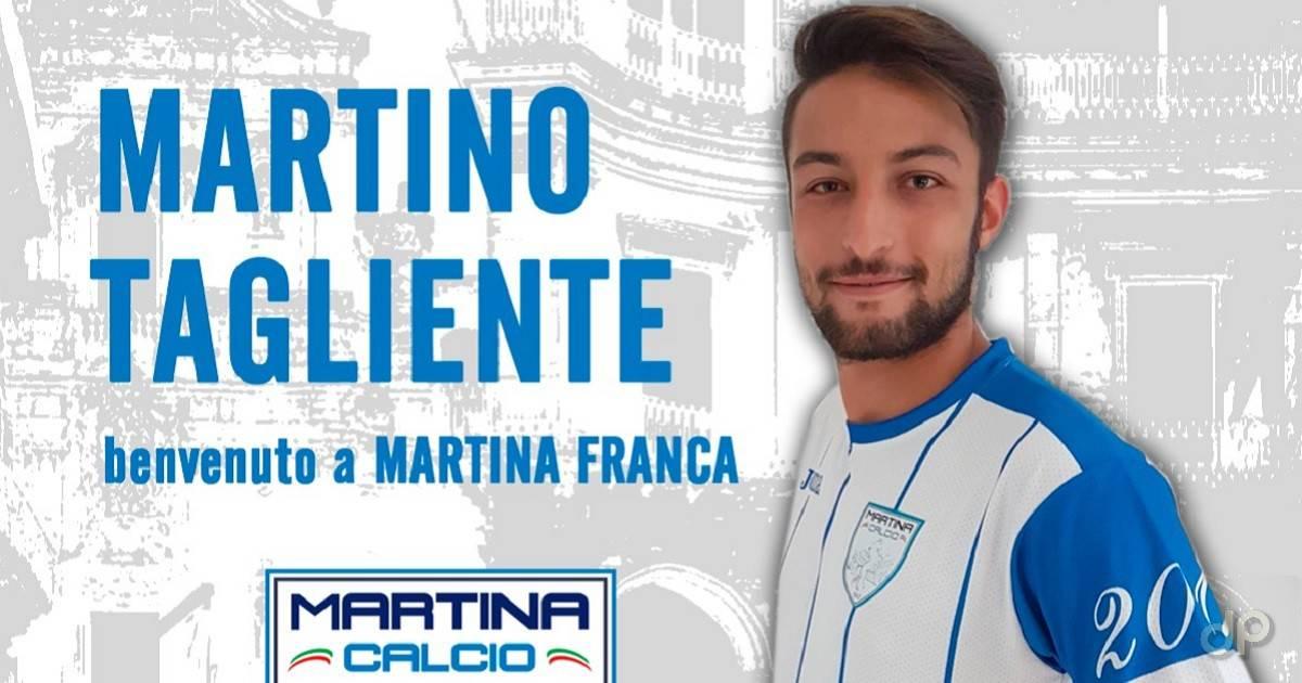 Martino Tagliente al Martina 2018
