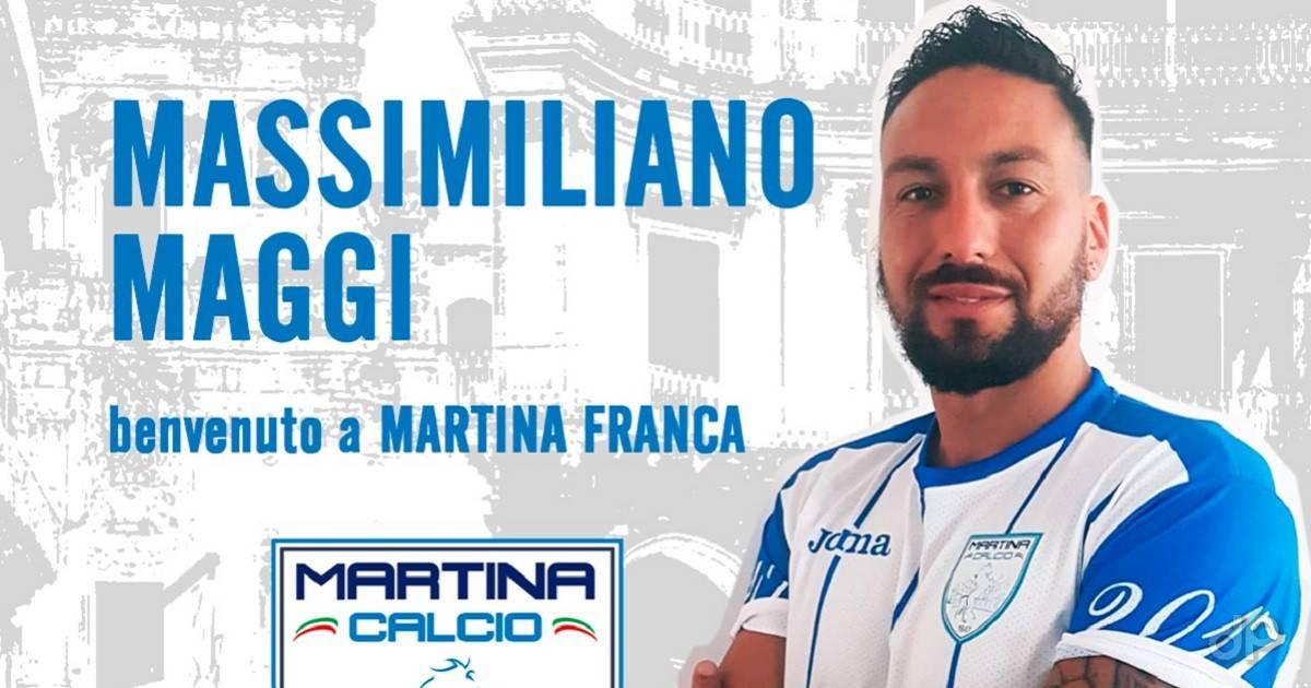Massimiliano Maggi al Martina 2018
