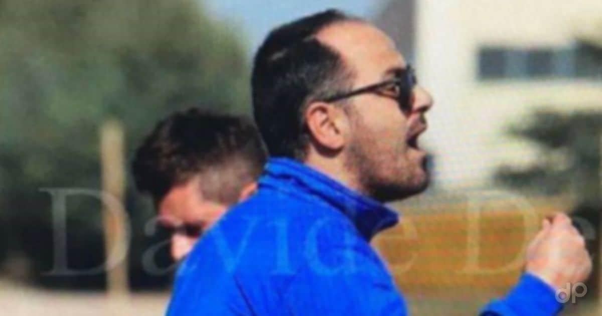 Matteo Abatino allenatore Norba Conversano 2018