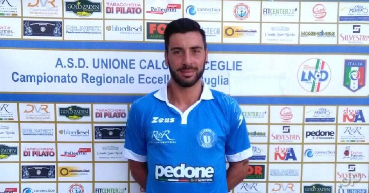 Matteo Triggiani all'Unione Calcio Bisceglie 2018