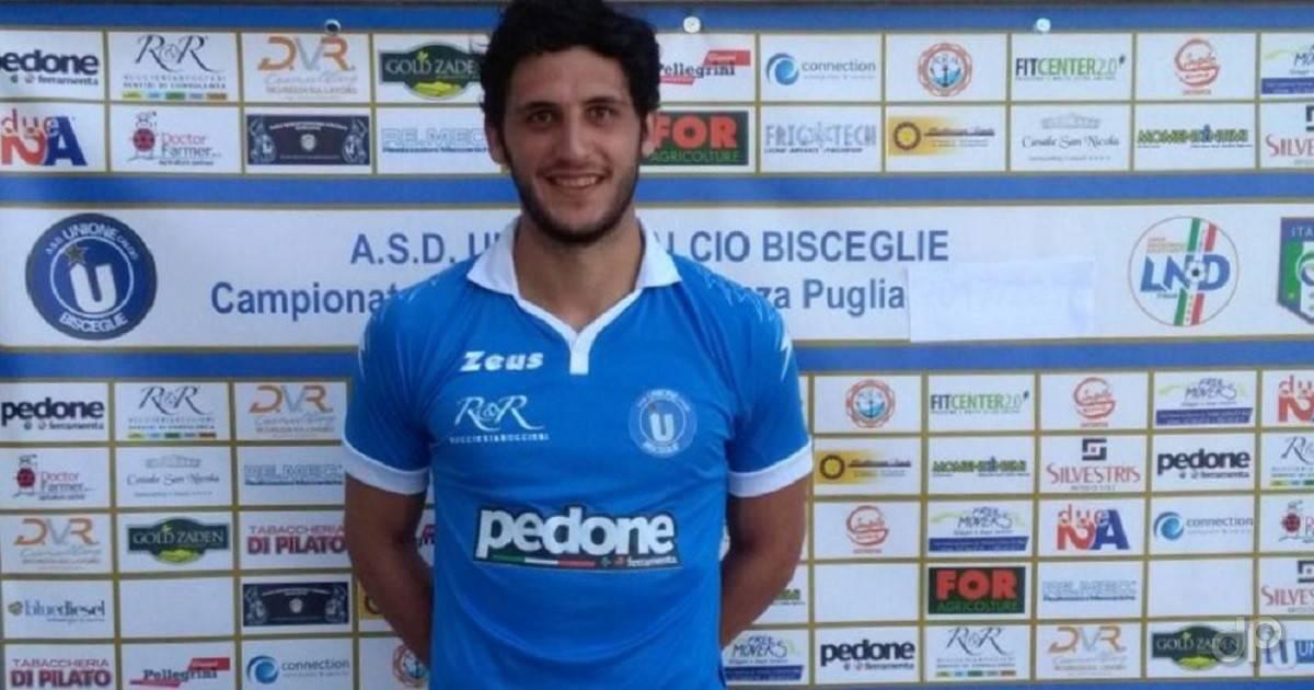 Miguel Altares Diaz all'Unione Calcio Bisceglie 2018