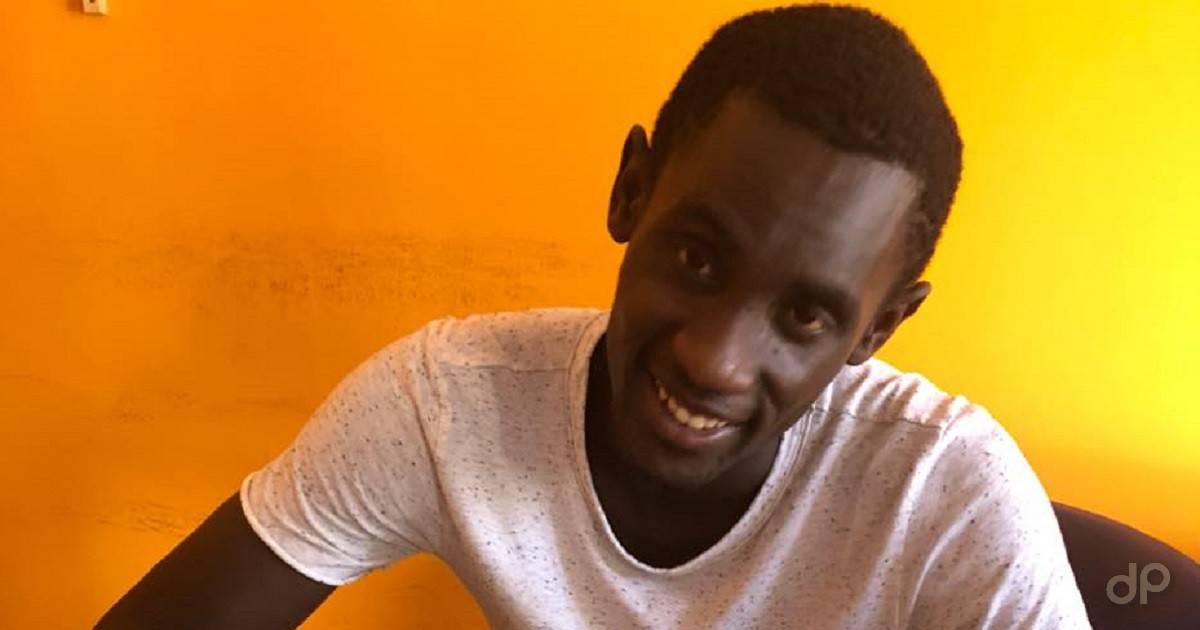 Ndiaga Ngom all'Avetrana 2018