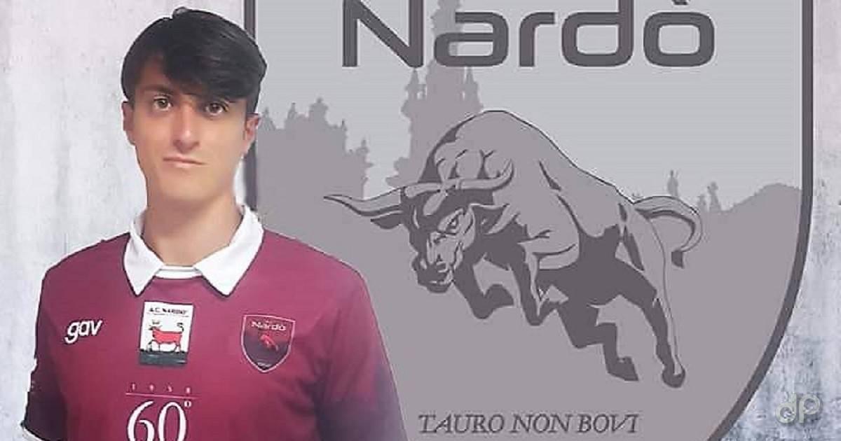 Rosario Rizzitano al Nardò 2018