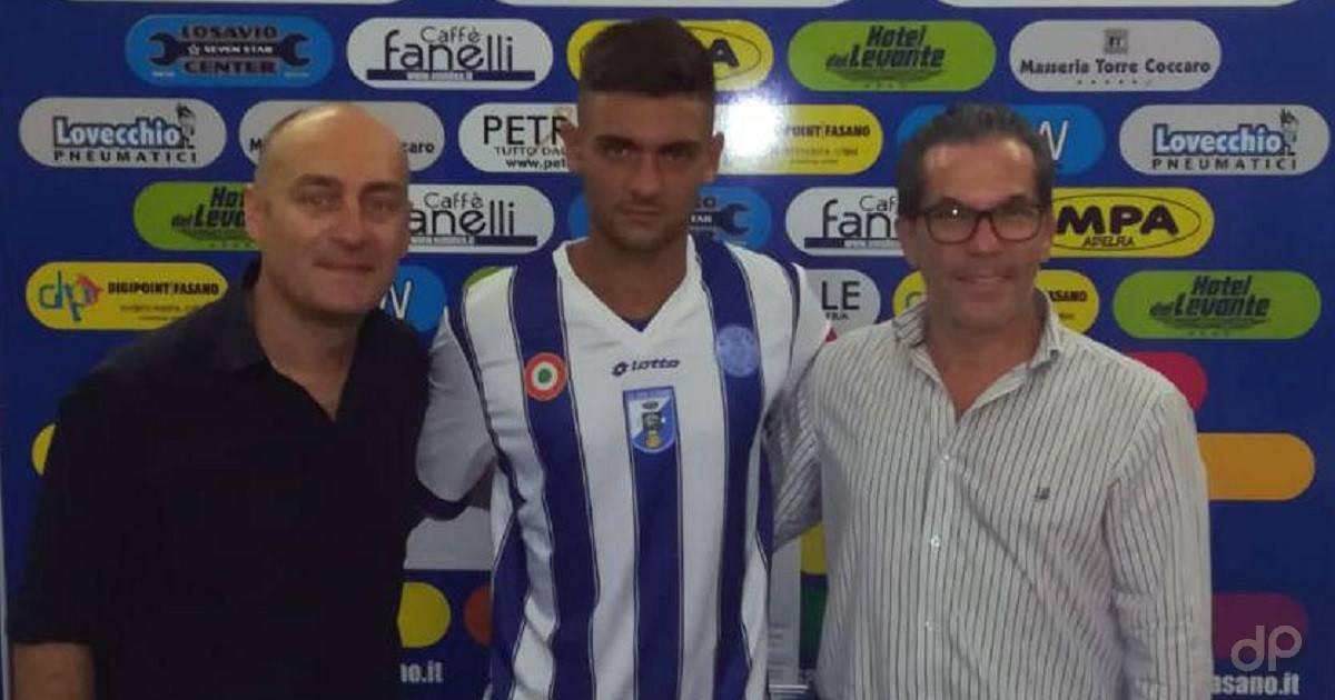 Ruggiero Paolillo al Fasano 2018