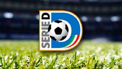Logo Serie D sfondo prato