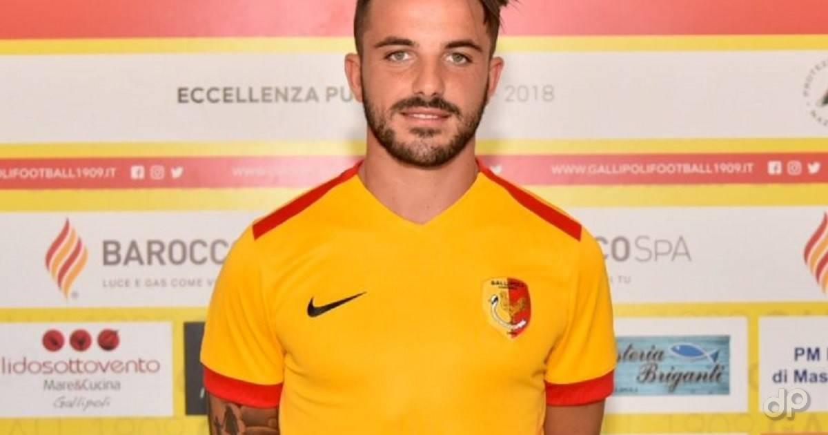 Vincenzo Richella al Gallipoli 2018