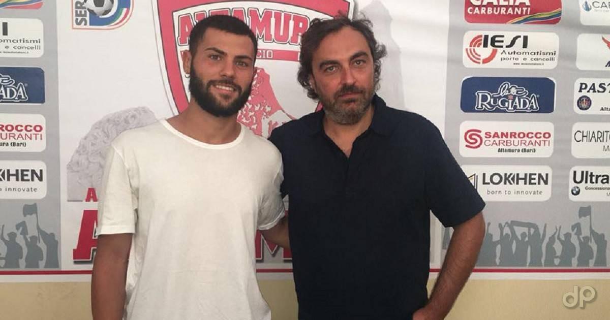 Alessio Ziello alla Team Altamura 2018