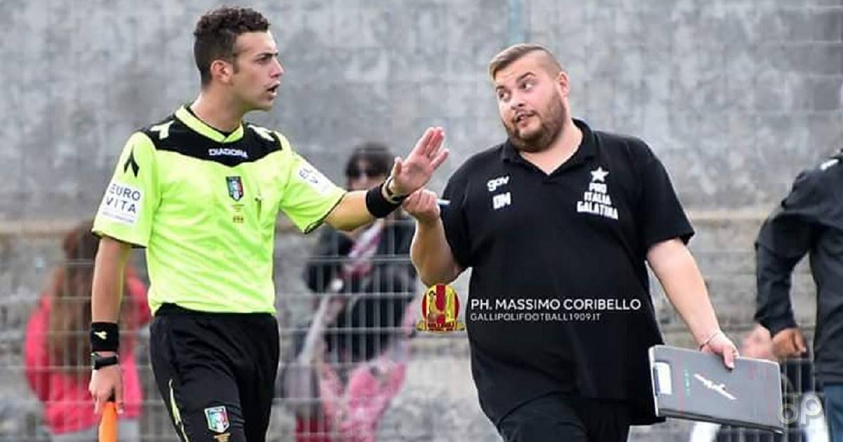 Diego Margiotta Pro Italia Galatina 2017