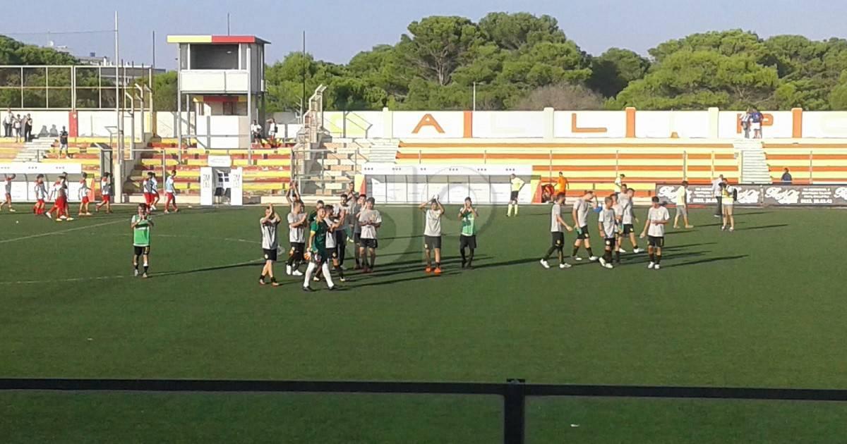 Gallipoli-Molfetta Calcio 2018