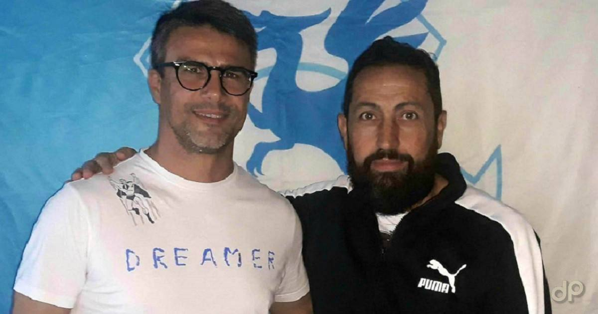 Giuseppe Sangirardi allenatore Vigor Trani 2018