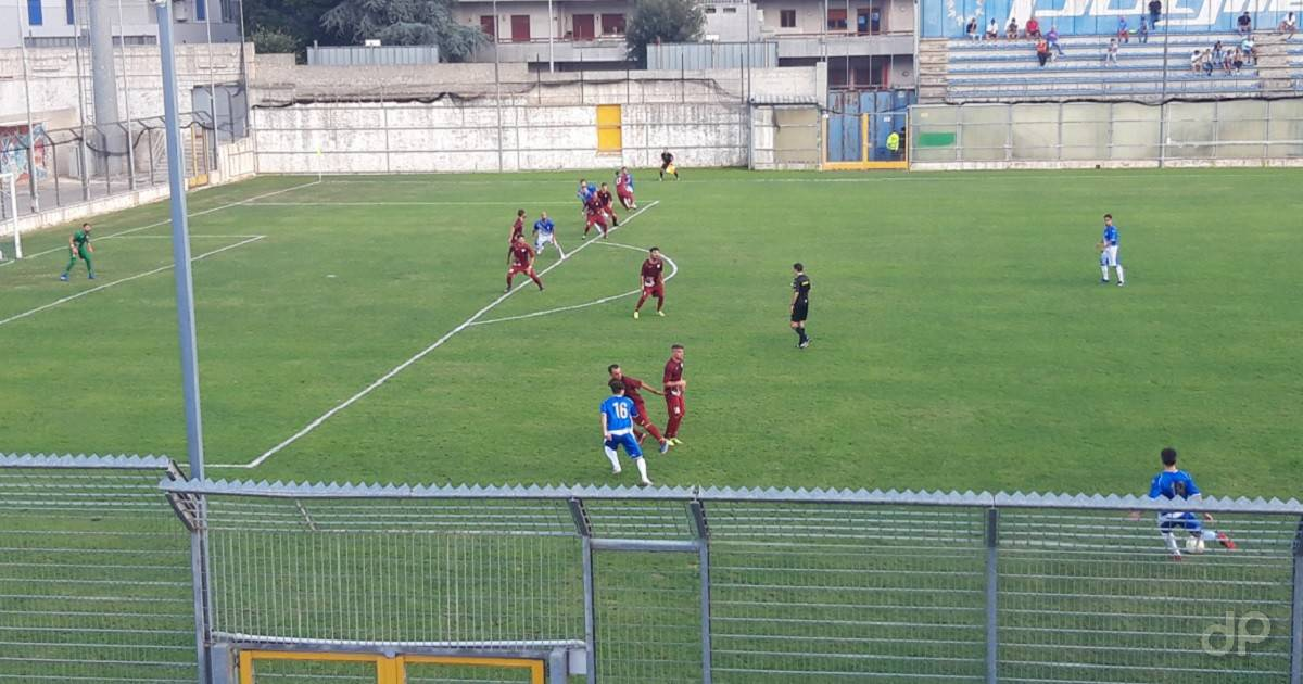 Martina-Ginosa Coppa Italia 2018-19