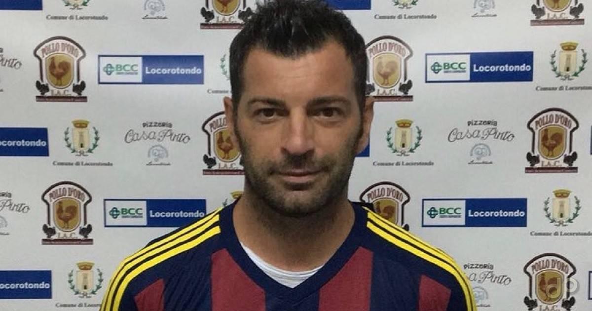 Massimo Ancona alla Virtus Locorotondo 2018