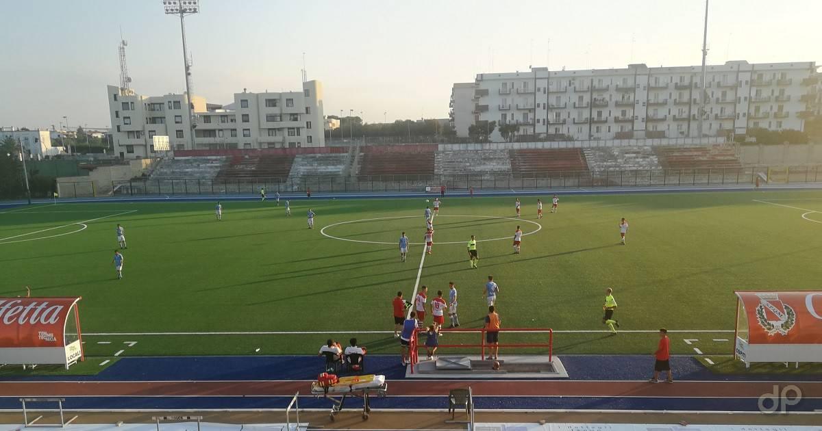 Molfetta Calcio-Atletico Vieste 2018-19