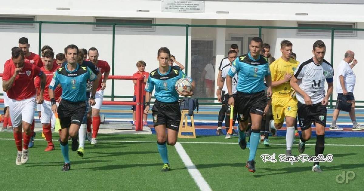 Molfetta Sportiva-Corato Coppa Italia 2018