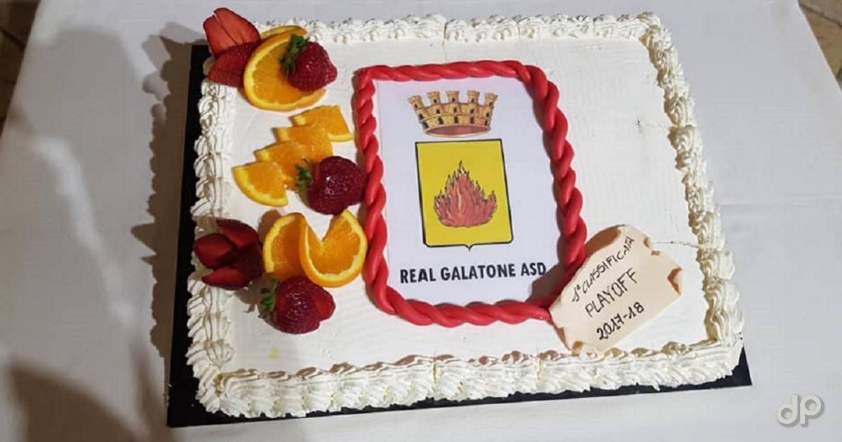 Torta Real Galatone 2018