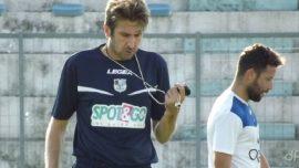 """Atletico Racale, mister Corallo ai saluti. La società: """"Interruzione sofferta"""""""