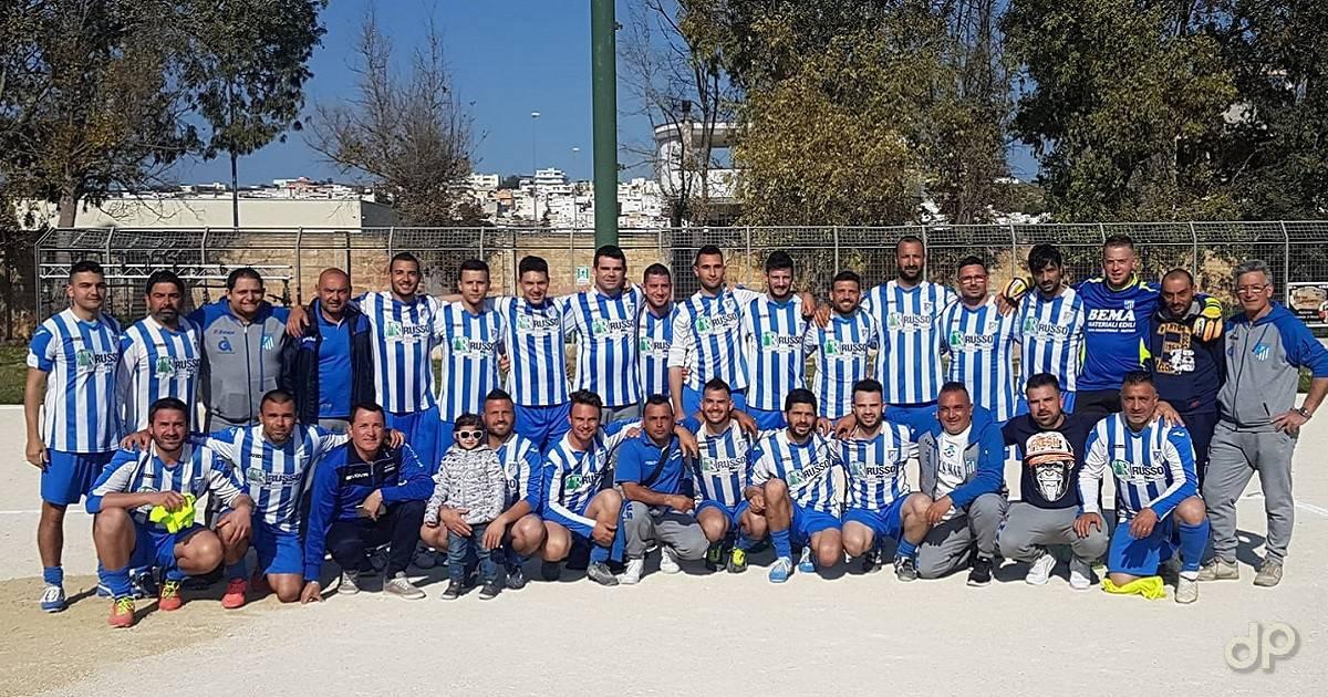 Atletico Matino 2017-18
