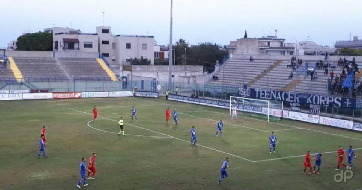 Brindisi-Fortis Altamura Coppa Italia 2018-19