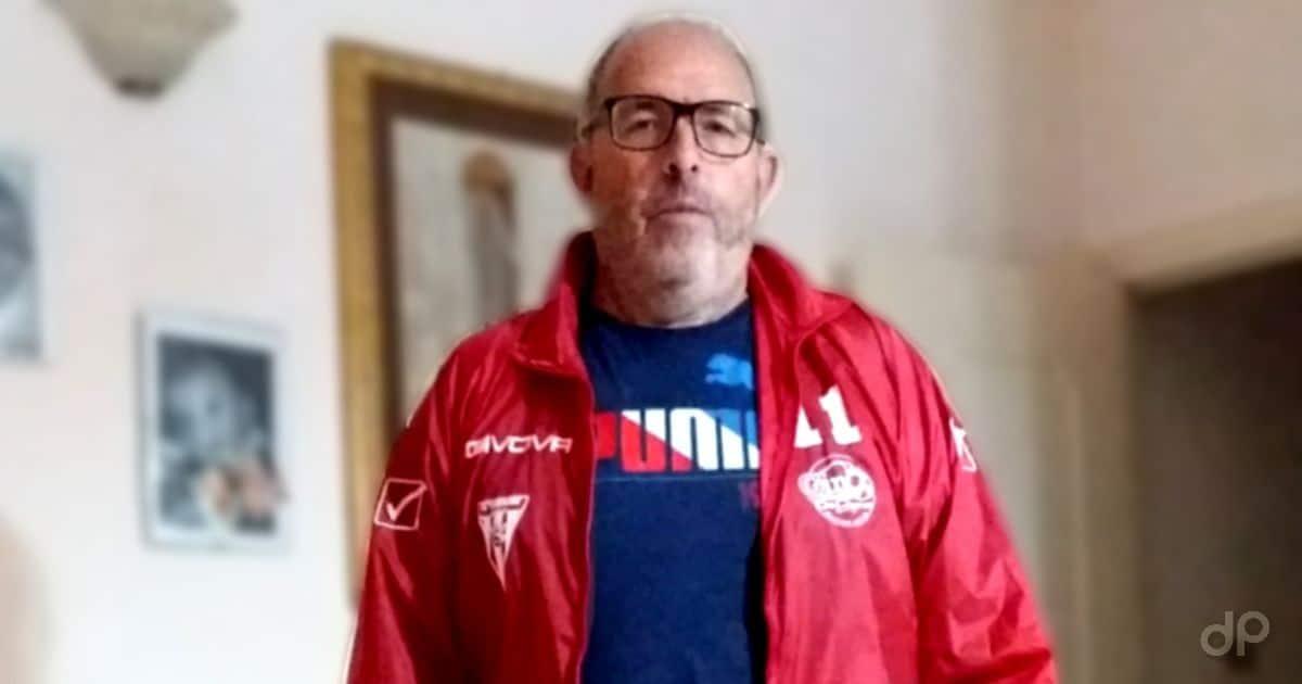 Daniele Conte team manager Scorrano 2018