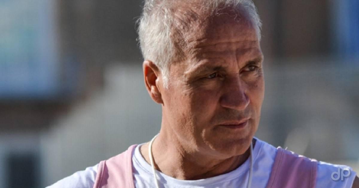 Domenico Di Corato allenatore UC Bisceglie 2018