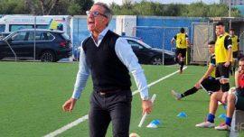 Atletico Racale, i biancazzurri ripartono da mister Gigi Bruno