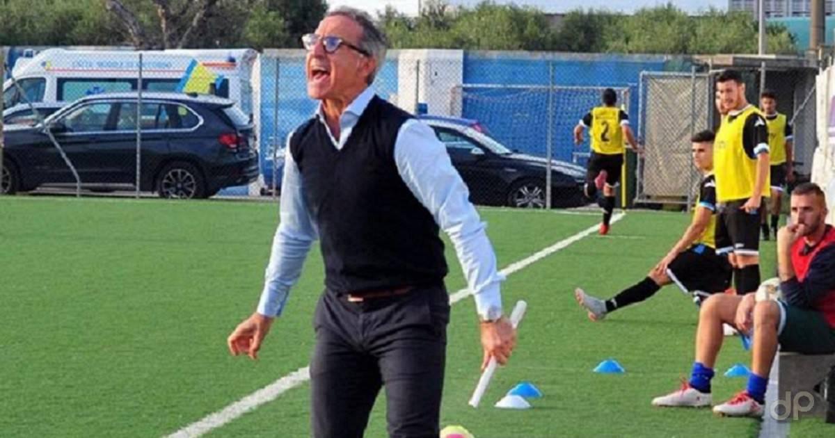 Gigi Bruno allenatore Otranto 2018