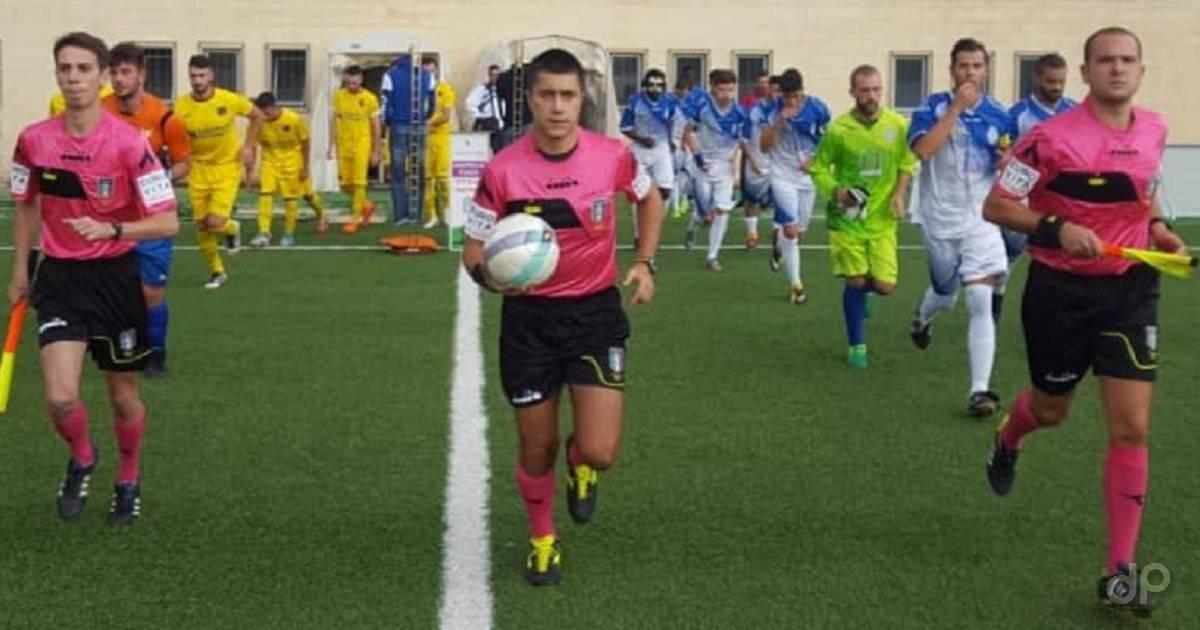 Ginosa-Sporting Apricena 2018-19