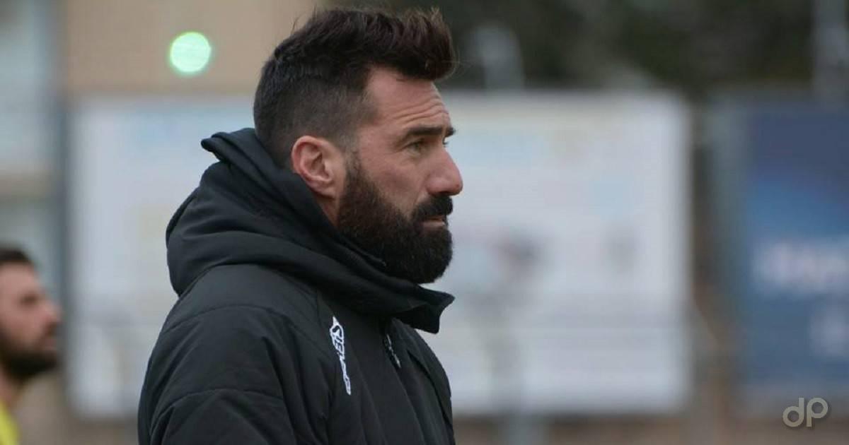 Girolamo Zinfollino allenatore del Corato 2018