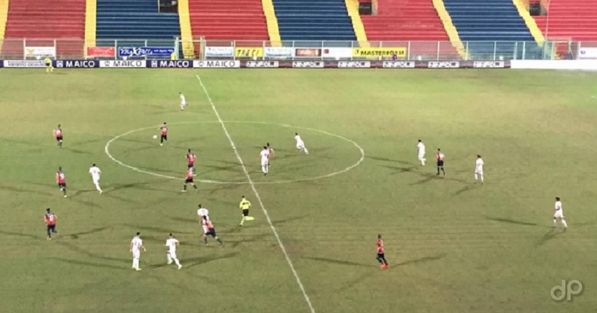 Taranto-Sorrento Coppa Italia 2018-19