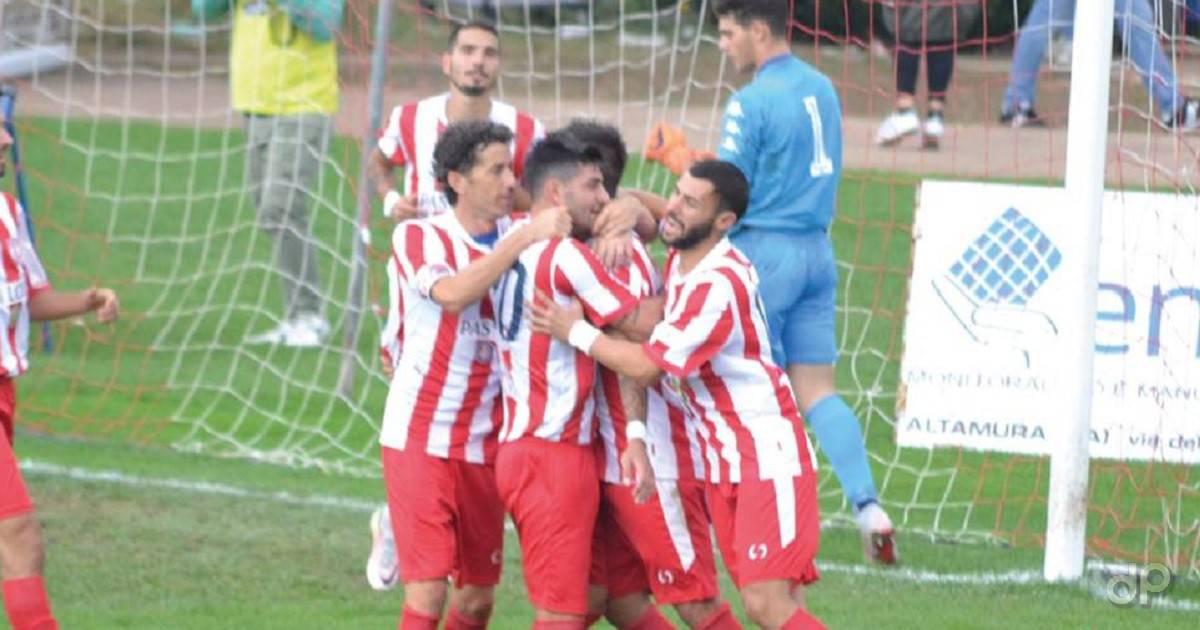 Team Altamura-Bitonto Coppa Italia 2018-19