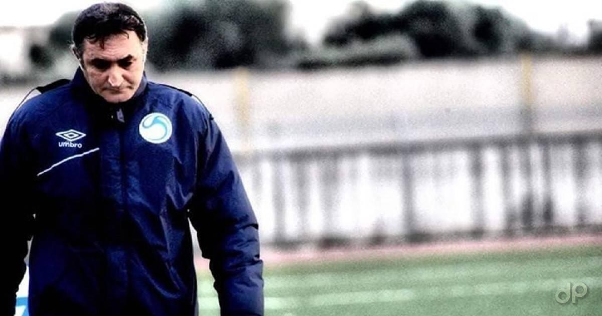 Vincenzo Ingrosso allenatore Calcio Palo 2018