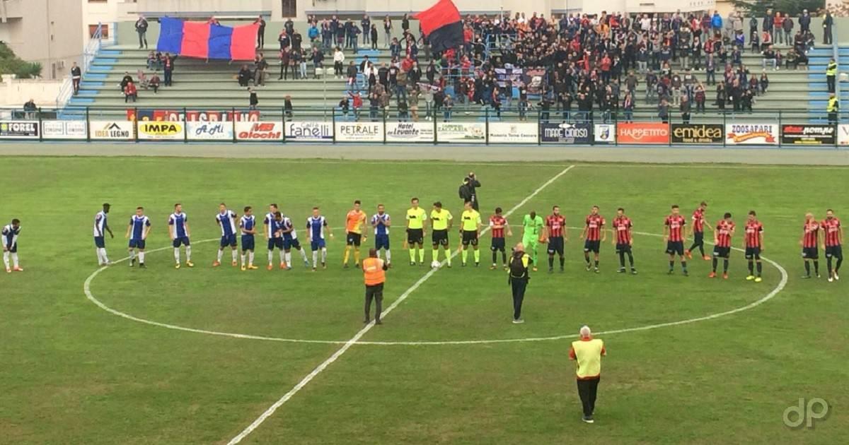 Fasano-Taranto 2018-19