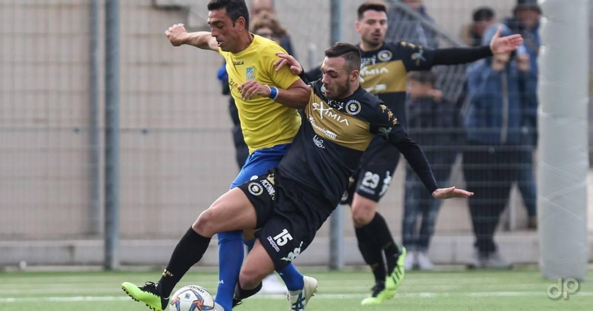 GC Cerignola-United Sly 2018-19