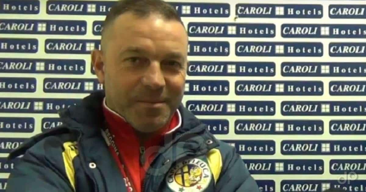 Loris Zappatore allenatore Capo di Leuca 2017