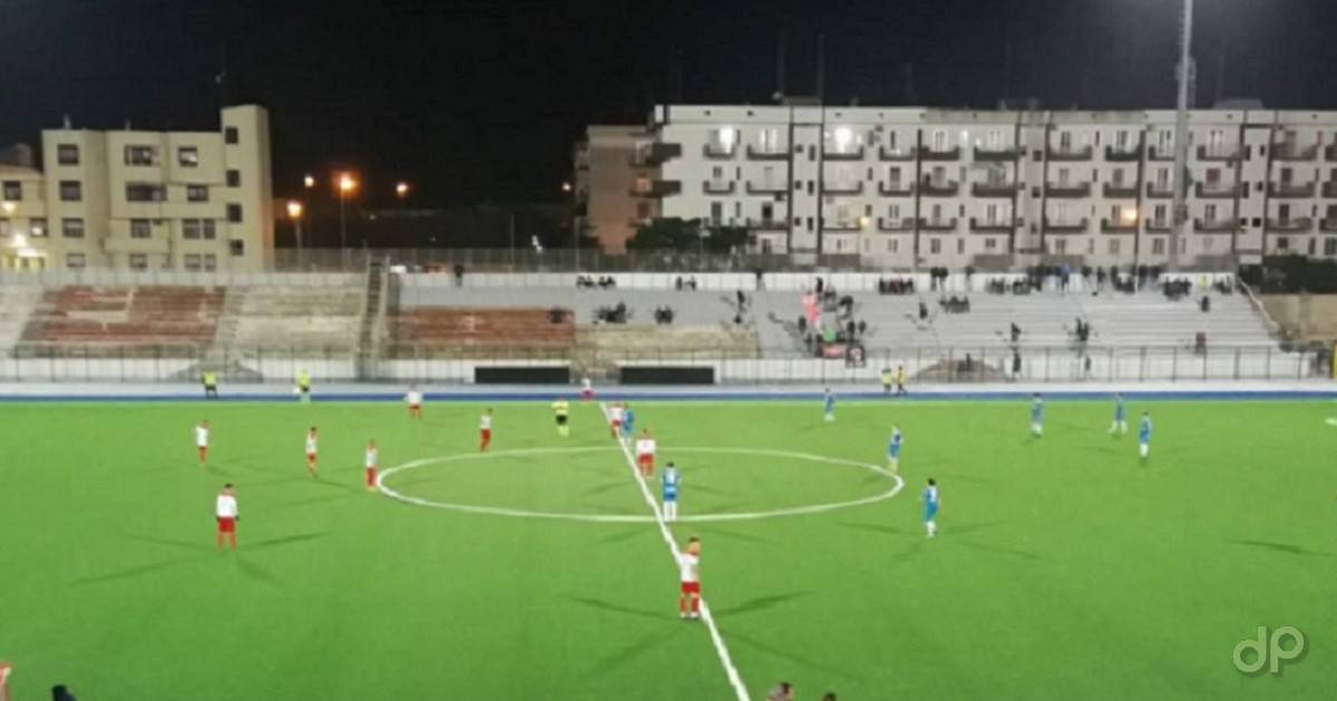 Molfetta Calcio-UC Bisceglie 2018-19