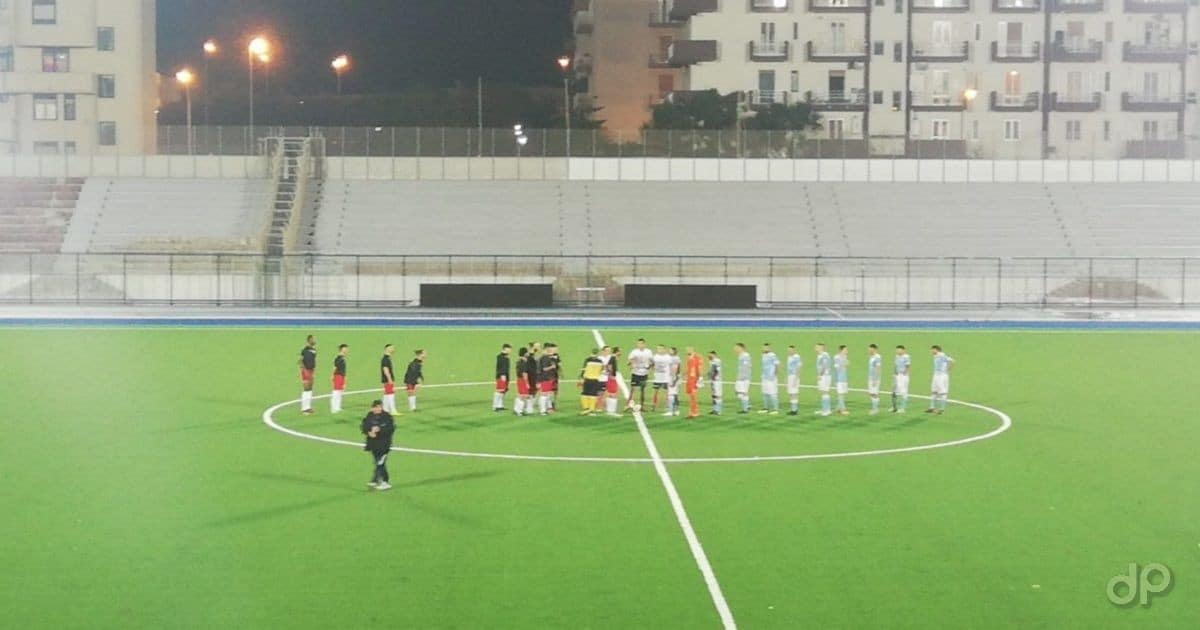 Molfetta Sportiva-Atletico Vieste 2018-19