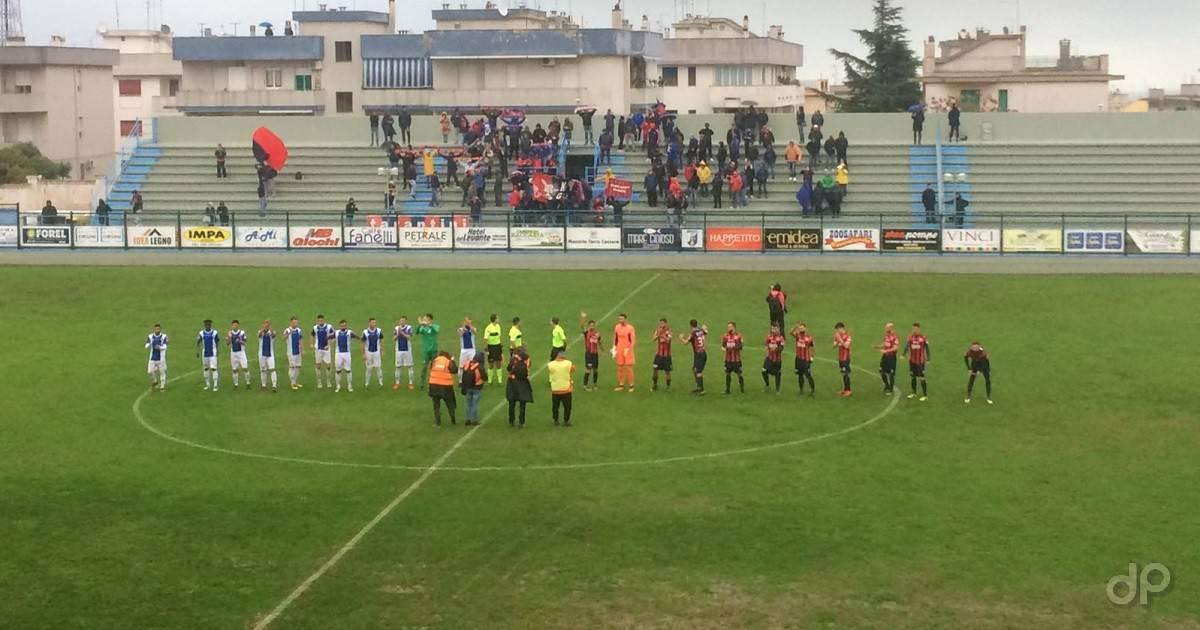 Recupero Fasano-Taranto 2018-19