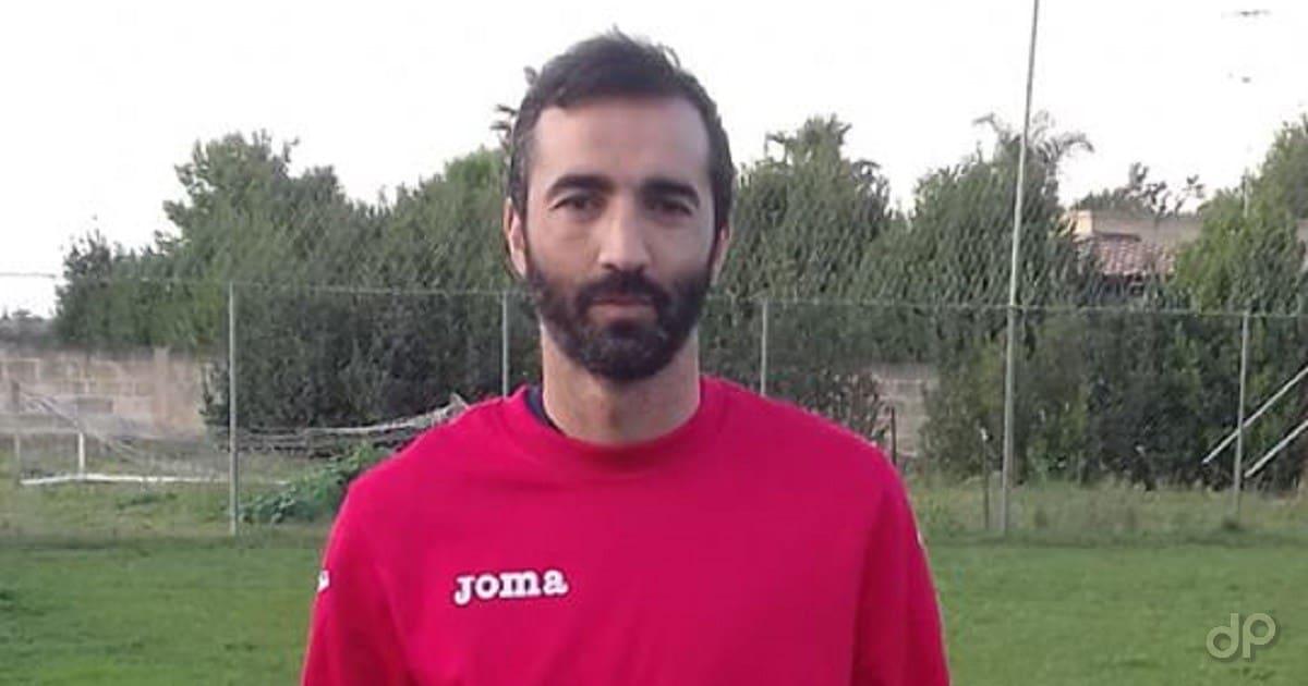 Riccardo Cornacchia allenatore SF Leverano 2018