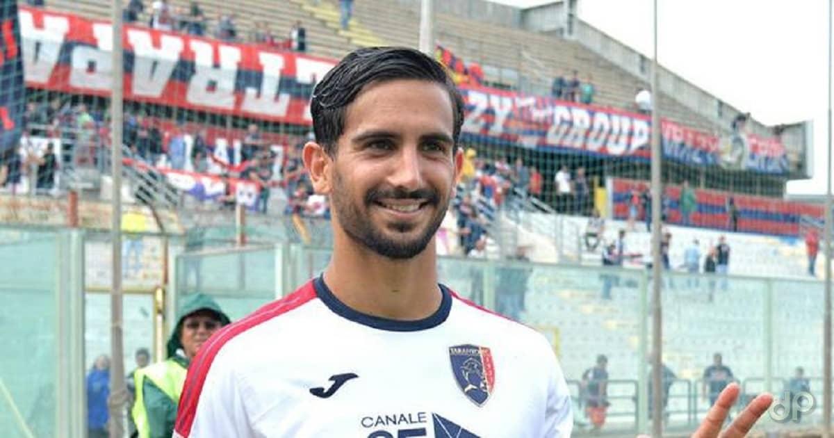 Stefano D'Agostino al Taranto 2018