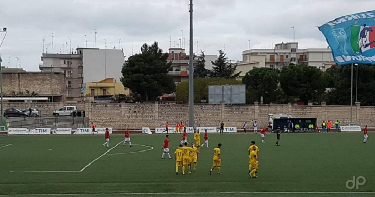 VL San Paolo Bari-Sporting Apricena 2018-19