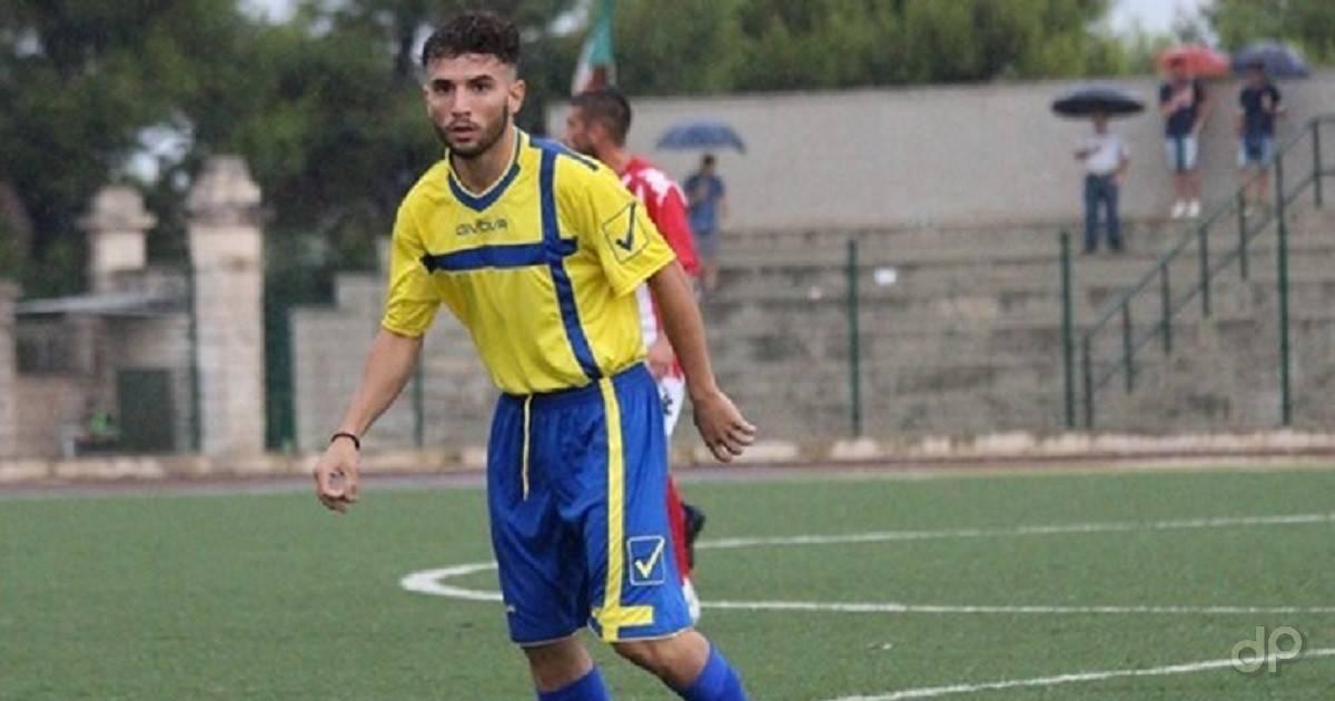 Alessandro Corallo alla Molfetta Calcio 2018