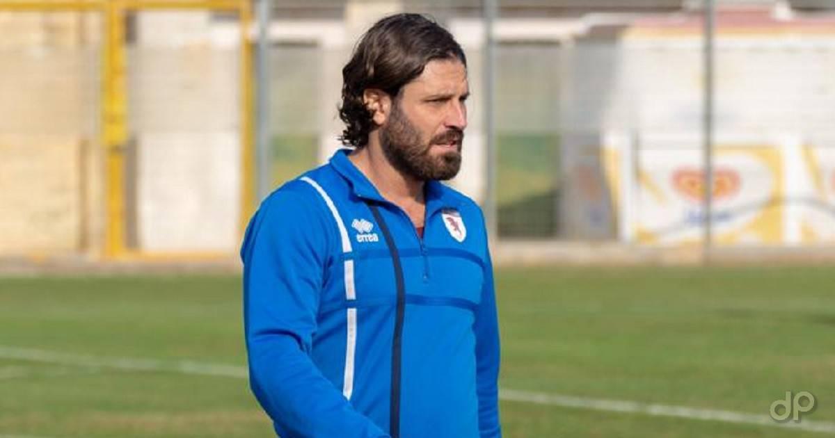 Andrea Manco allenatore Taurisano 2018