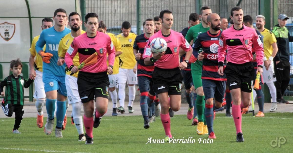 Bitonto-Francavilla 2018-19