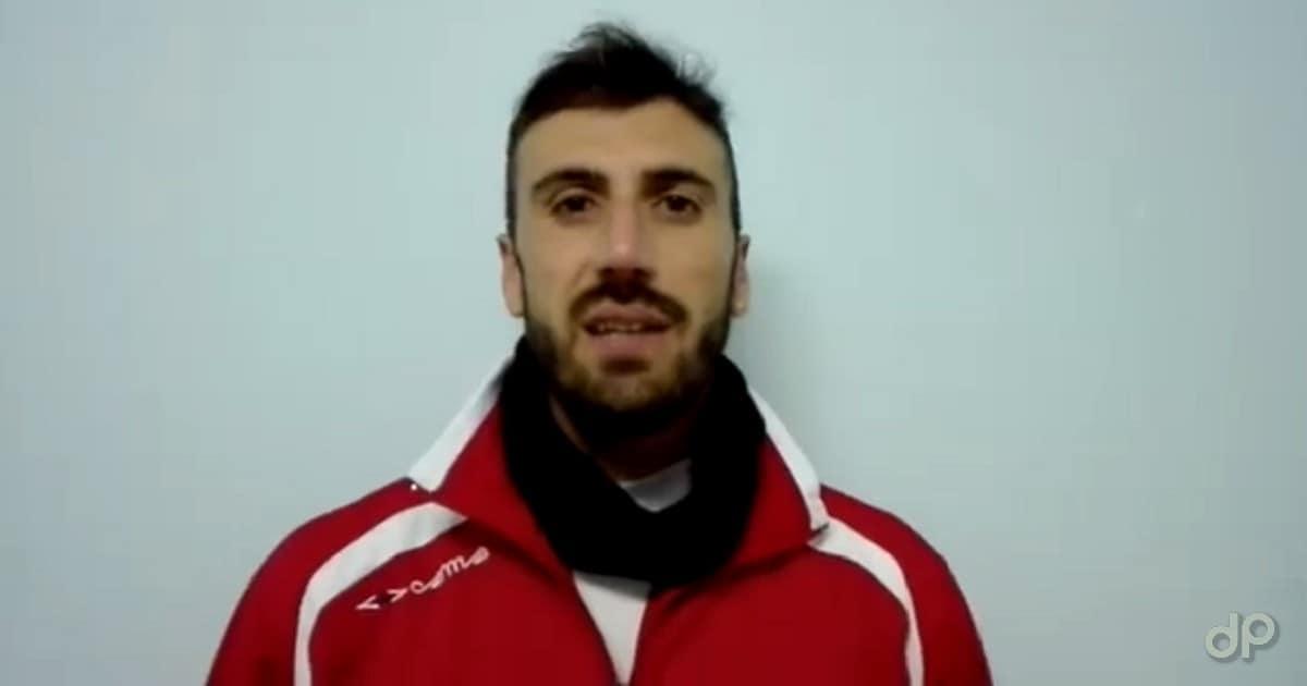 Carmine Albanese all'Audace Barletta 2018