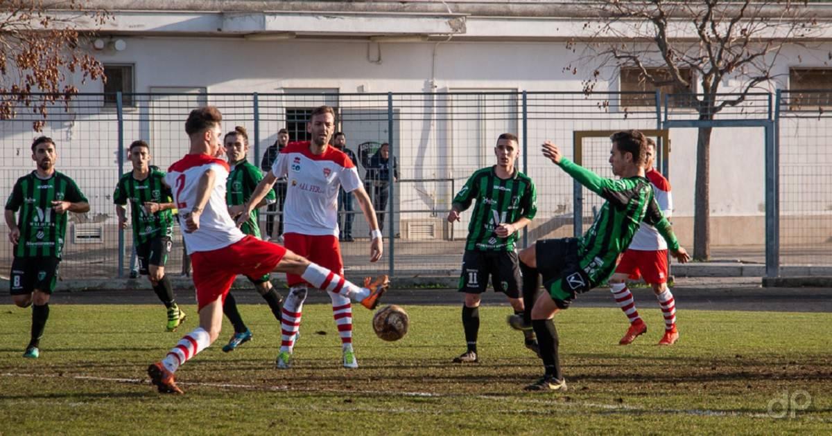 Corato-Molfetta Calcio 2018-19